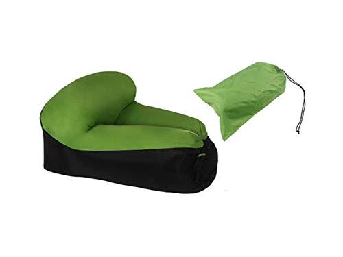 CMEET Prodotti per Esterni Divano Letto Gonfiabile Veloce Divano Letto di buona qualità Sacco a Pelo Gonfiabile Airbag Lazy Bag Divano da Spiaggia Laybag, D.