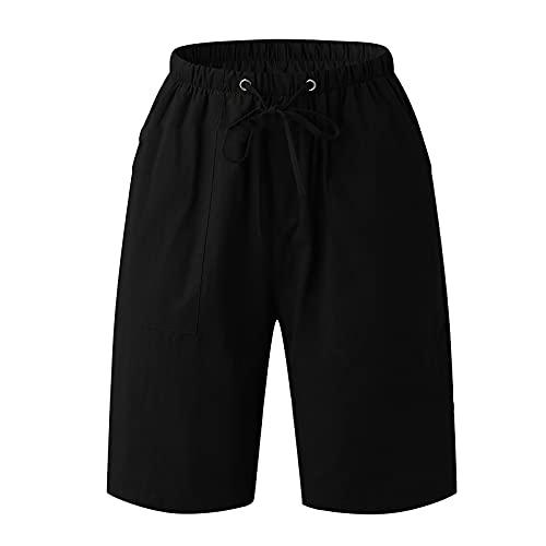 Litale Herren Sommer Badehosen Badeshorts Strand Shorts Beach Shorts mit Taschen Schwimmhose Freizeit Short Schnelltrocknend Badeshorts