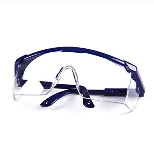 Veiligheidsbril, Beschermende Science Goggles Clear Anti-Stof Anti-Splash Anti-Fog Bril Voor Working Malen Schieten Play Chemielaboratorium Dust Wind Oogbescherming