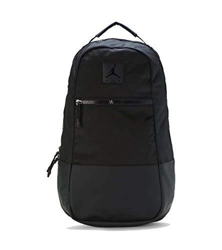 Nike Air Jordan Collaborator Backpack (One Size, Black)