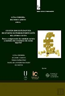 Custos dos Estudantes do Ensino Superior Português - Relatório CESTES