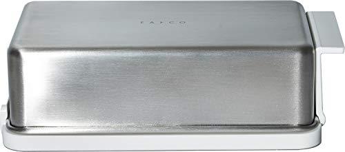 ヨシカワ日本製EAトCO(イイトコ)バターケースステンレスAS0043