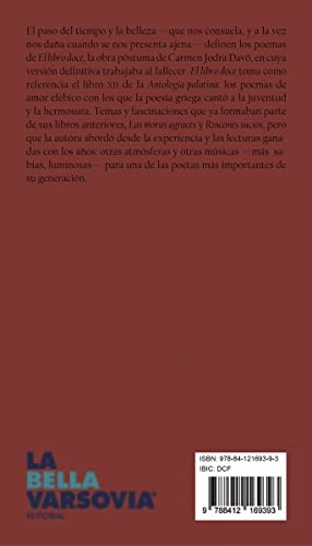 El libro doce (POESIA)