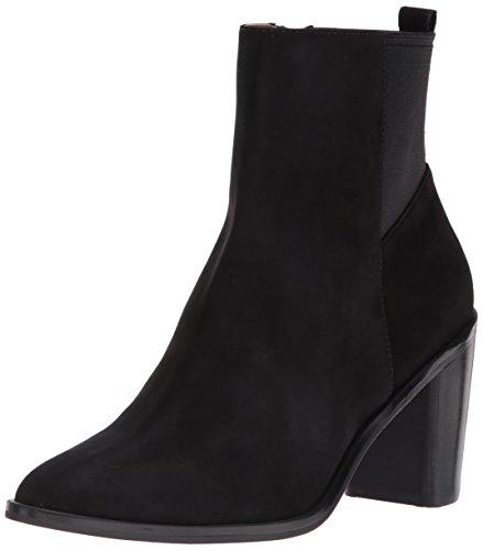Opportunity Shoes - Corso Como Women's Hurray Fashion Boot, black nubuck, 10 Medium US