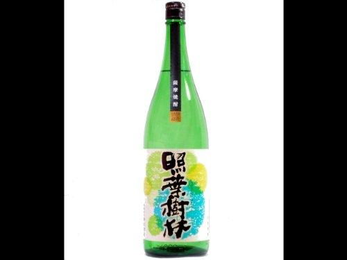 神川酒造 芋焼酎 照葉樹林 25度 1800ml