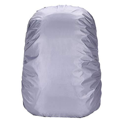 Riou Regenschutz für Rucksacke, Herren Wanderrucksack Rucksack wasserdichte Regenhülle Leichte Rucksackcover für Outdoor Sport Hiking Camping Wandern Backpack