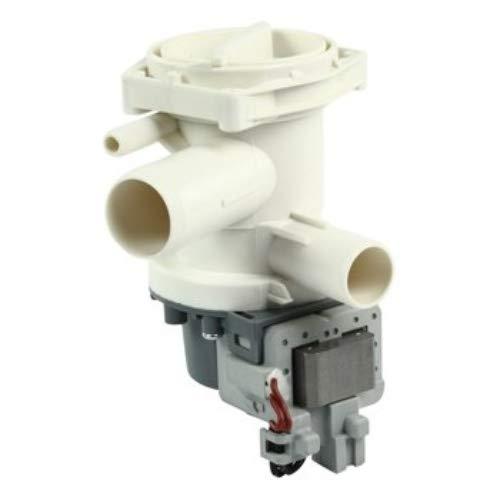 Fixapart W1-07121-SYN accesorio para artículo de cocina y hogar - Accesorio de hogar (684g, 115 x 170 x 125 mm) Gris, Color blanco