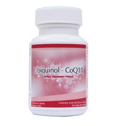 Unicity Ubiquinol coq10 Best Coenzyme Q10 **MEMBER PRICE**