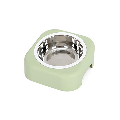 RxDZY Katzennapf, Futternapf, Futternapf, Hundenapf, Haustierzubehör, Keramiknapf, Katzenfutterstation, Hundenapf, hohe Qualität, beste Geschenk für saubere Lebensmittelbehälter für Haustiere.