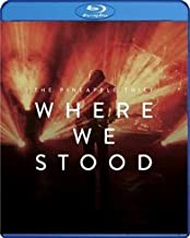 THE PINEAPPLE THIEF'S - Where We Stood [Blu-ray] [1917]