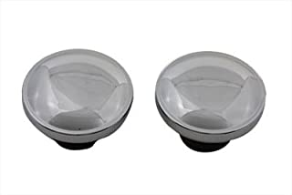 V-Twin 38-0321 Ratcheting Style Gas Cap Set Vented And Non-Vented