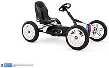 Berg Pedal Car Buddy BMW Street Racer | Pedal Go Kart, Racing Go Kart, Ride On Toys for Boys and Girls, Go Kart, Outdoor Toys, Adaptable to Body Lenght, Pedal Cart, Go Cart for Ages 3-8 Years