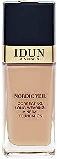 IDUN Minerals Liquid Foundation - Nordic Veil SVEA