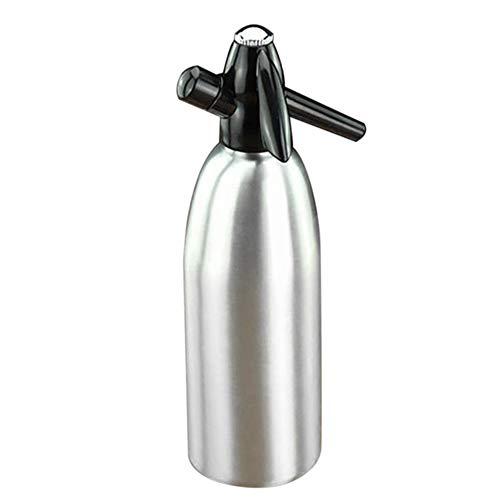 Sifón de soda, fabricante del agua de seltz para Adición individual de ácido carbónico en el agua del grifo sin aditivos