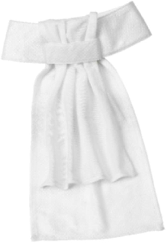 Ovation Drilex Dressage Stock Tie  Size Small color White