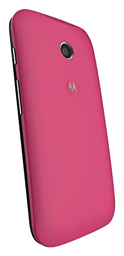 Motorola Schutzhülle für Moto E rosa