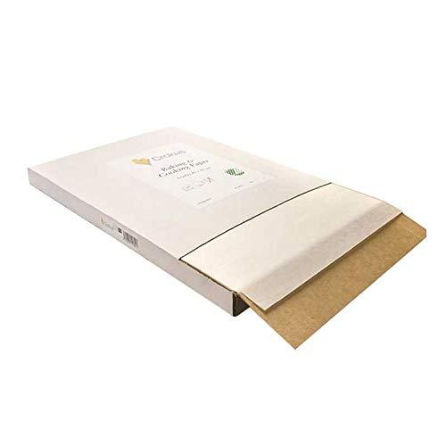 PAPIER CUISSON PRO - 500 feuilles papier de cuisson sulfurisé pour la cuisine, cuire, congeler superposer 40 x 60 cm