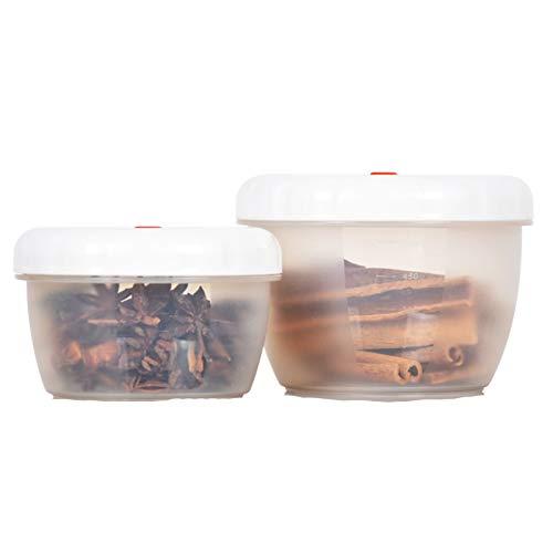 QYT-Kit Conservación para envasado al vacío, conserva Tus Alimentos Durante más Tiempo...