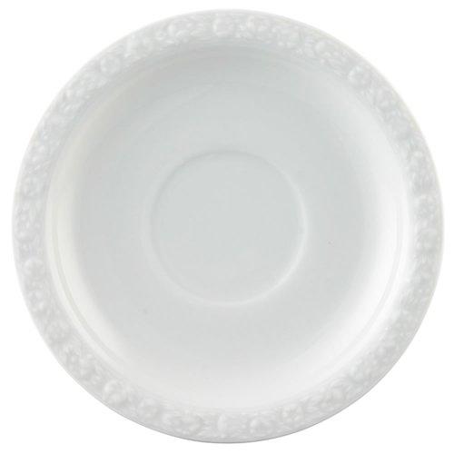 Rosenthal 10430-800001-14641 Maria Tee-Untertasse 16 cm, weiß