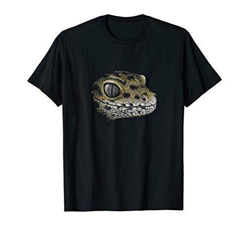Eidechsen Gecko Zeichnung | Cooles LeopardGecko T-Shirt