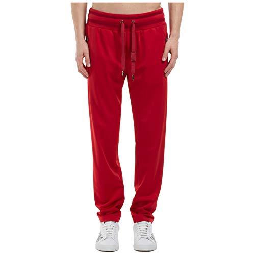 Dolce&Gabbana Herren Jogginghose Rosso 48 EU