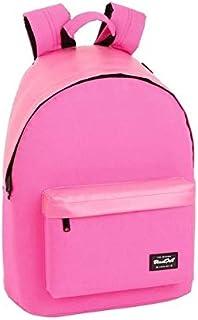 Pink Mochila Grande con Funda Ordenador