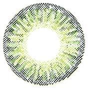 Farbige Kontaktlinsen von EYE EFFECT (Grün)