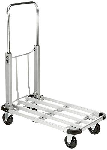 Cablematic - Carro de aluminio plegable - 150kg