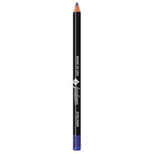 JORDANA 5 Inch Eyeliner Pencil - Jet Black
