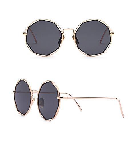 P-WEIAN Sole zonnebril persoonlijkheid uit metaal welke persoonlijkheid creëer persoonlijkheidsbril kleurrijke zonnebril unisex