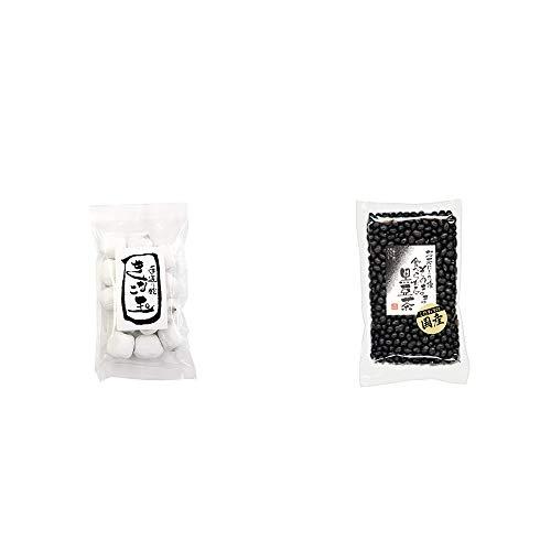 [2点セット] きなこ玉(160g)・国産 黒豆茶(200g)