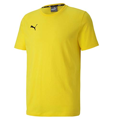 Puma teamGOAL 23 Casuals Tee T-Shirt Homme, Cyber Yellow, FR (Taille Fabricant : 3XL)