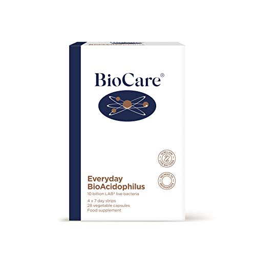 Biocare - Everyday BioAcidophilus - 28 Capsules