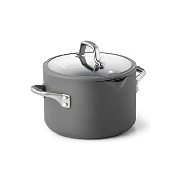 Calphalon Easy System Nonstick 6-qt Stock Pot with Lid