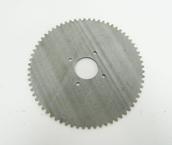 OMB Warehouse 68 Tooth 35 Chain Sprocket for Cat Mini Bikes with Disc Brakes