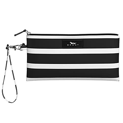 SCOUT Kate Wristlet, Lightweight Wristlet Wallet for Women, Small Clutch Wristlet with Strap