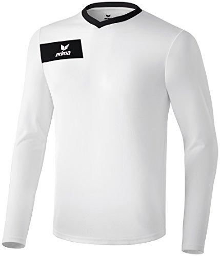 erima Trikot Porto LA - Camiseta de fútbol, Color weiß, Talla 116 cm