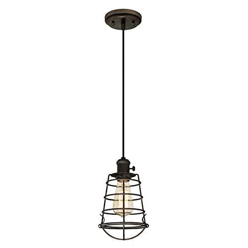 Westinghouse Lighting 6323600 PENDANT, Oil Rubbed Bronze