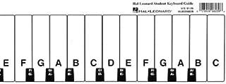 Hal Leonard Student Keyboard Guide: Hal Leonard Student Piano Library by Hal Leonard (1997-04-01)