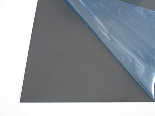 B&T Metall Aluminium Blechzuschnitte 0.8 mm stark Anthrazitgrau RAL 7016 Fassadenqualität