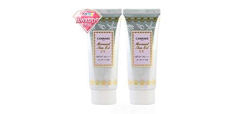 CANMAKE Mermaid Skin Gel UV [01]Clear X 2. Pack