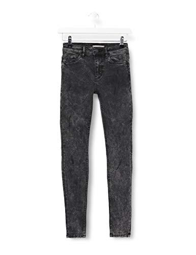 Pimkie Damen Jes20 Nskmpushplu Jeans, Noir, 32
