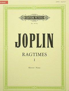 RAGTIMES 1 - arrangiert für Klavier [Noten / Sheetmusic] Komponist: JOPLIN SCOTT