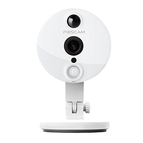 Foscam Überwachungskamera C2, weiß, C2