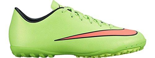 Botas Nike Mercurial Victory V TF Verde Junior -Ronaldo-