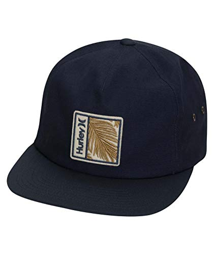 Hurley Herren Hut M Seapoint Hat, Gym Blue, 1size, CJ6861