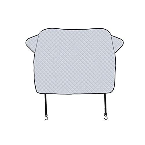 EBDS Cubierta de Parabrisas Anti-frío, Parabrisas Universal del Parabrisas de la Lluvia Cubierta de Nieve Cubierta de Nieve Sol Sombra protección al Aire Libre Coche Coche Cubierta Cubierta