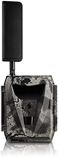 Spartan GoCam Ghost AT&T 4G LTE Cellular Trail Camera with Batteries, SD Card, Card Reader, Mount
