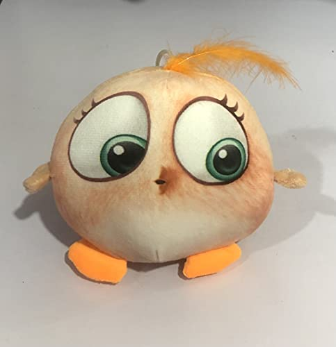 New Bird Movie Angry Cute Bird Plush Animal Soft Stuffed Toy Doll Chicken Pillow Home Decoration Birthday by ECOHome