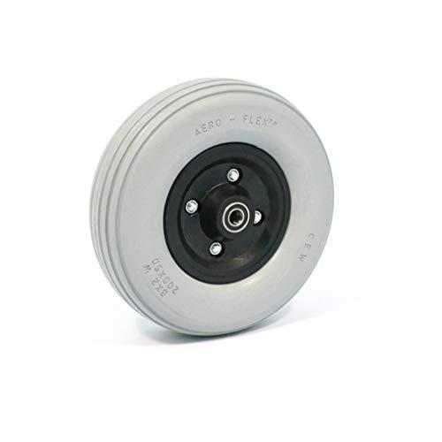 Invacare 1101108 Semi-Pneumatic Wheelchair Caster Wheel, 8'X 2-1/4'